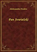 Pan Jowialski - ebook