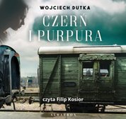 : Czerń i purpura - audiobook